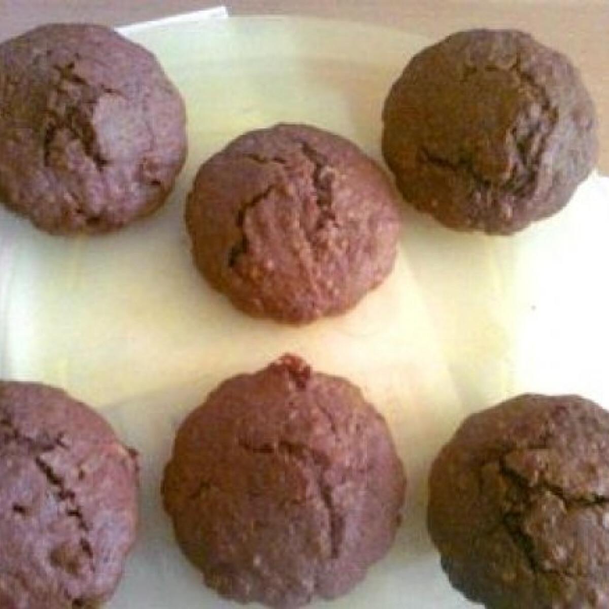 Ezen a képen: Chokito muffin