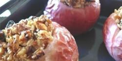 Töltött-sült alma
