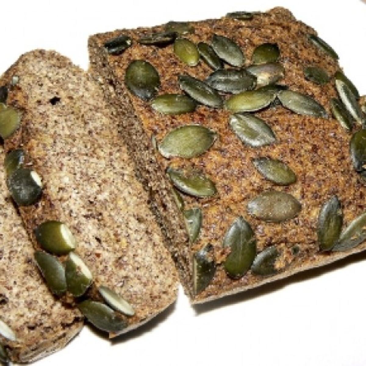 Ezen a képen: Paleós kenyér
