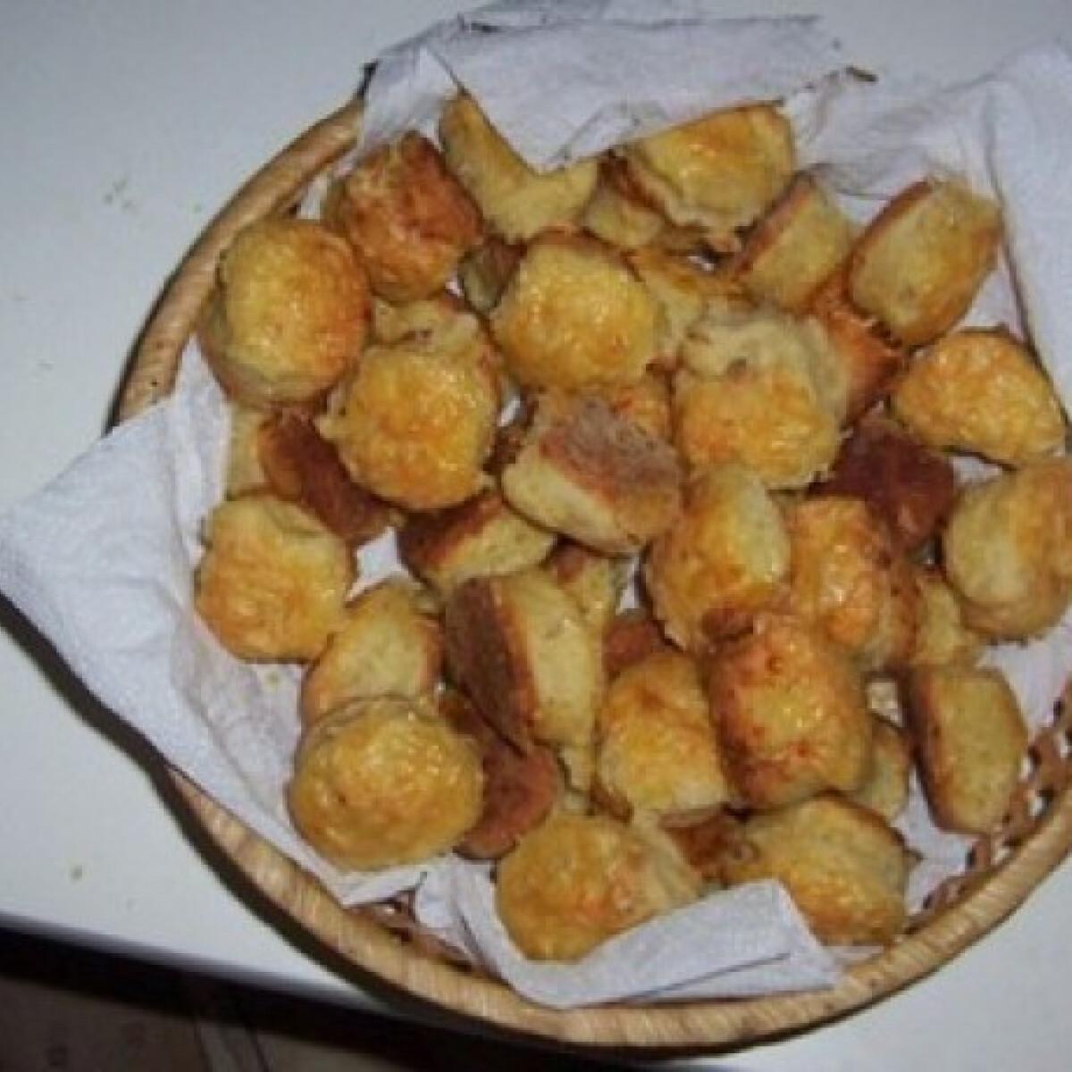 Csóró pogácsa