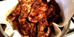 Citromos-mézes csirkemell