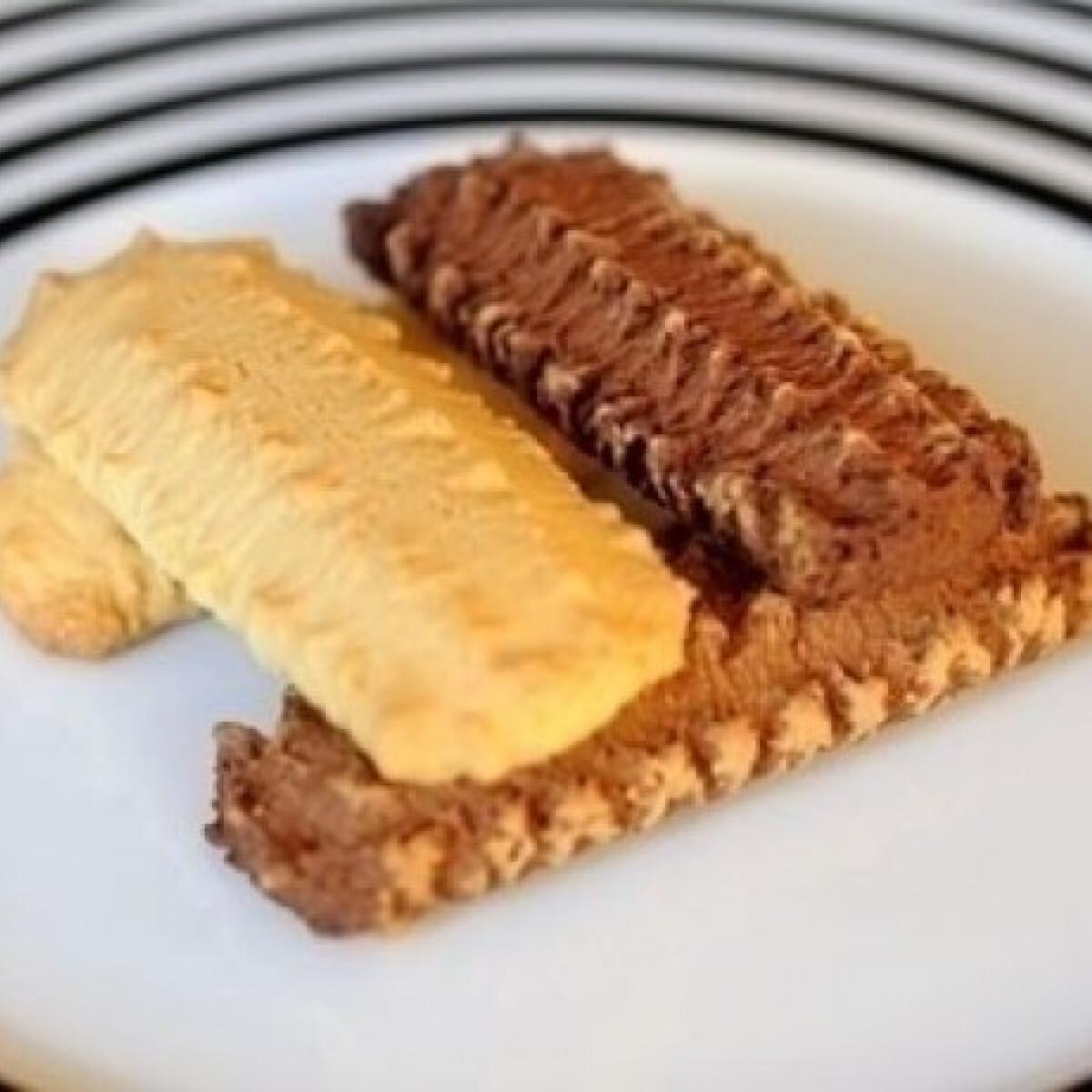 Ezen a képen: Darálós keksz