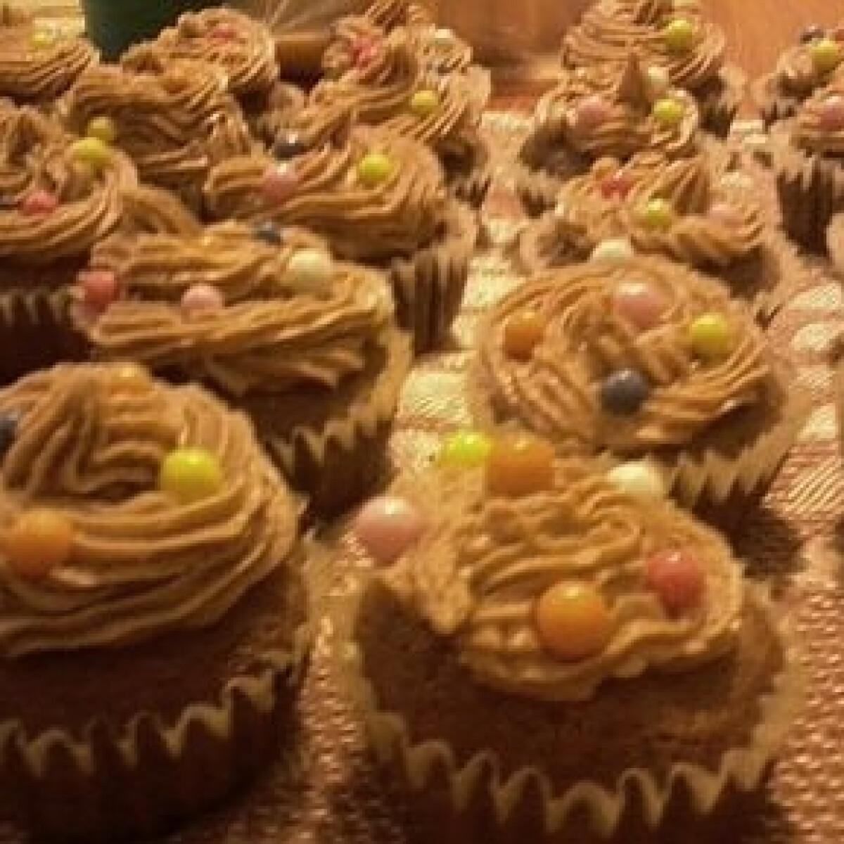 Ezen a képen: Pöttyös muffin
