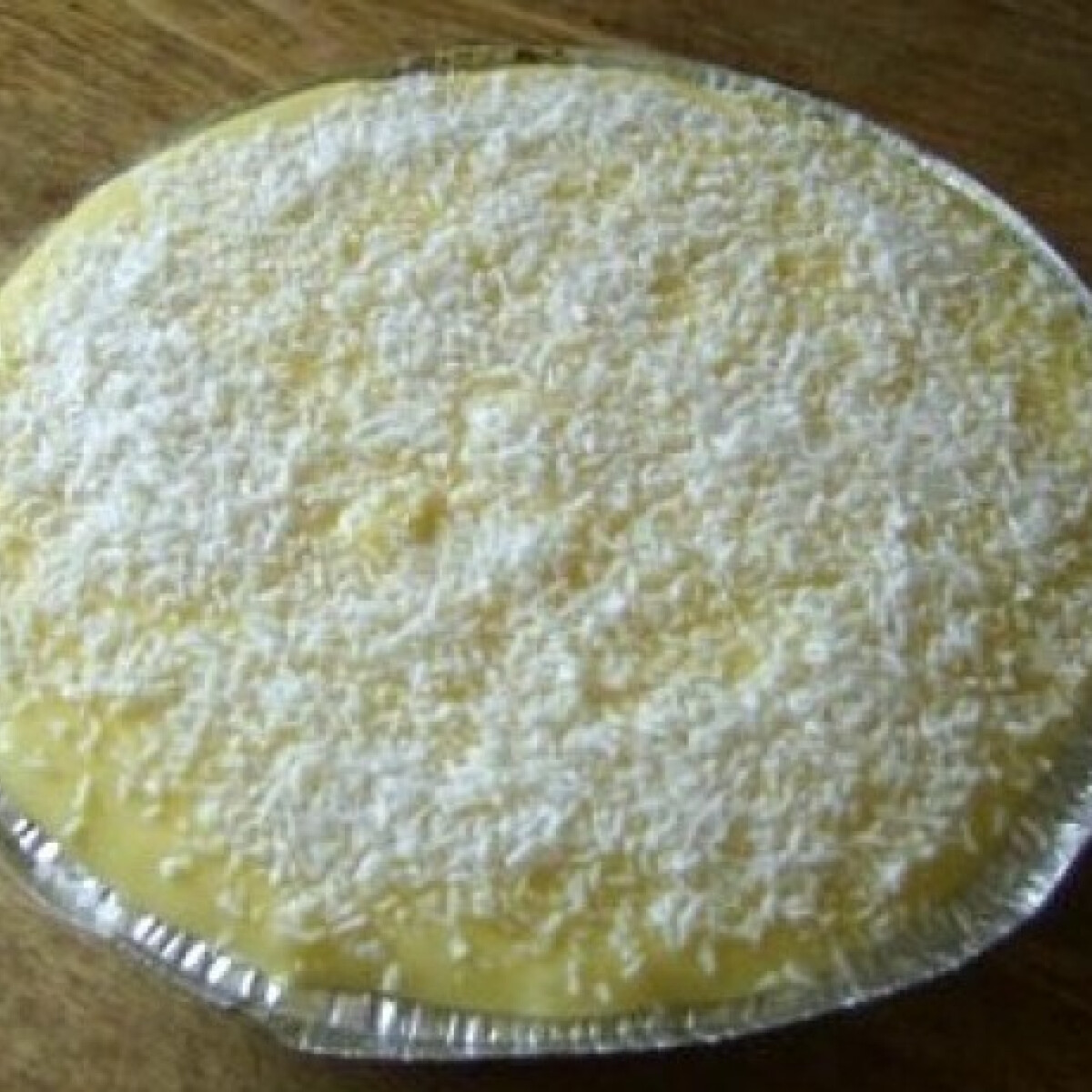 Ezen a képen: Kókuszos-citromkrémes szelet