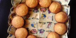 Fehércsokis-sárgadinnyés muffinok