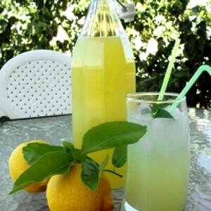 Friss citromszörp