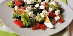 Brokkolisaláta Glaser konyhájából