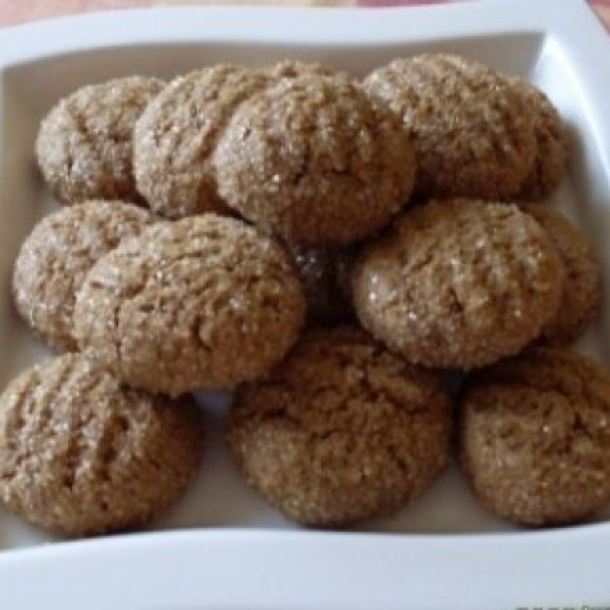 Gyömbéres keksz 2.