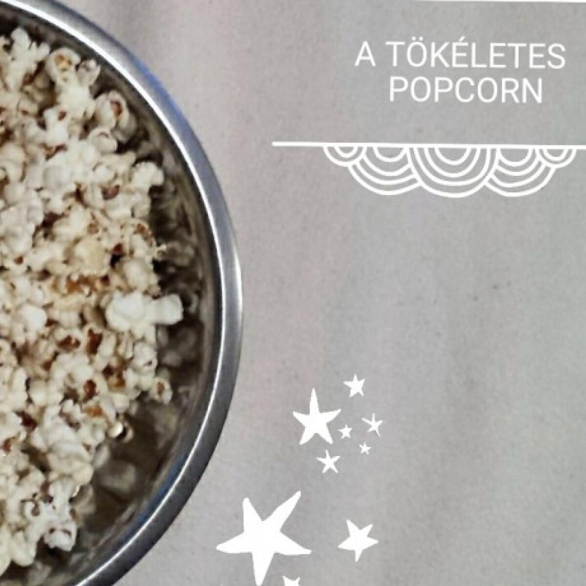 Ezen a képen: Popcorn, amiben minden szem kipattog
