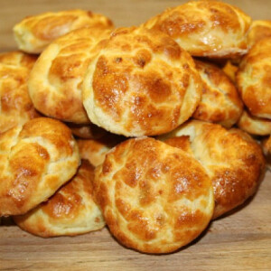 Krumplis pogácsa Vicikó konyhájából
