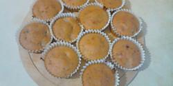 Idénygyümölcsös muffin