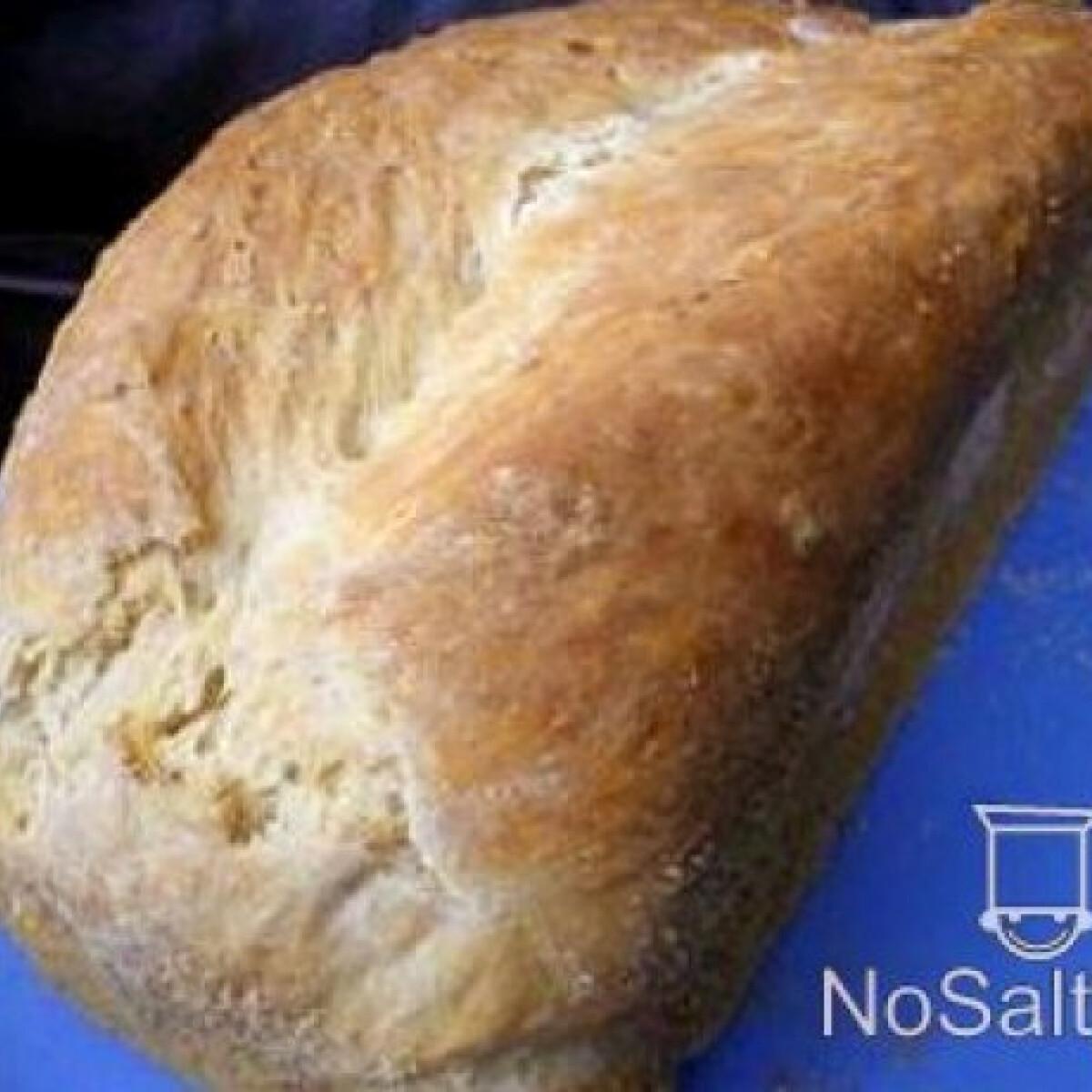 Ezen a képen: Tejszínes fehér kenyér