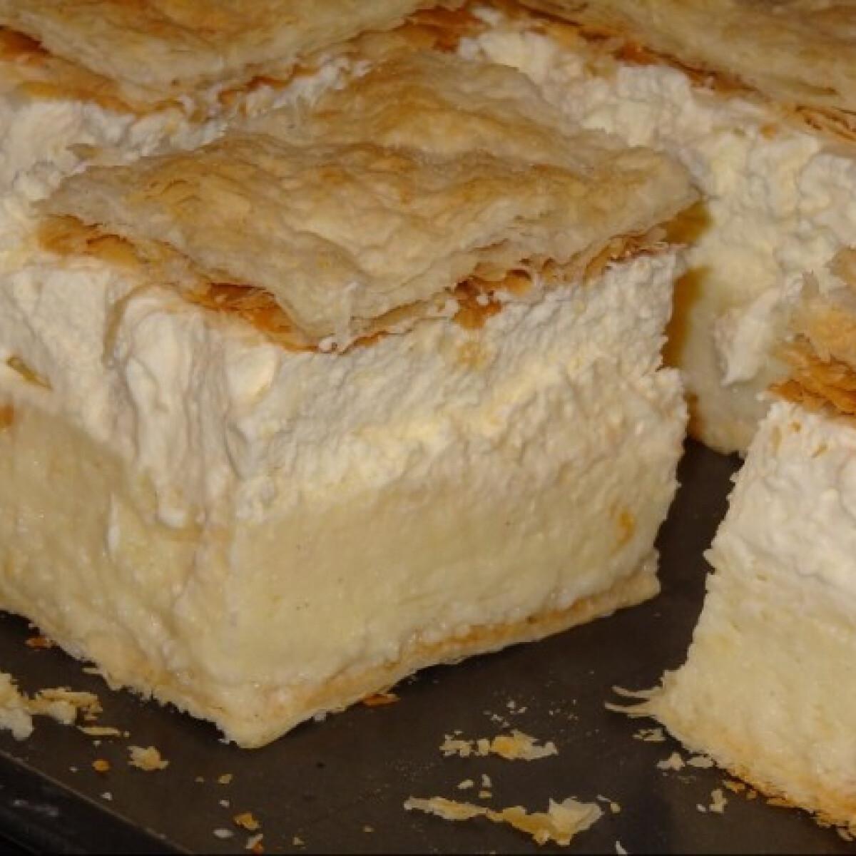 Ezen a képen: Francia krémes főzött krémből