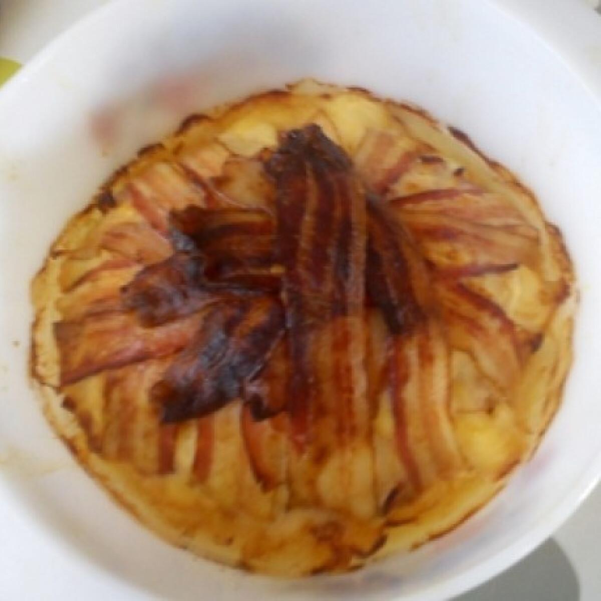 Ezen a képen: Csirkemell torta