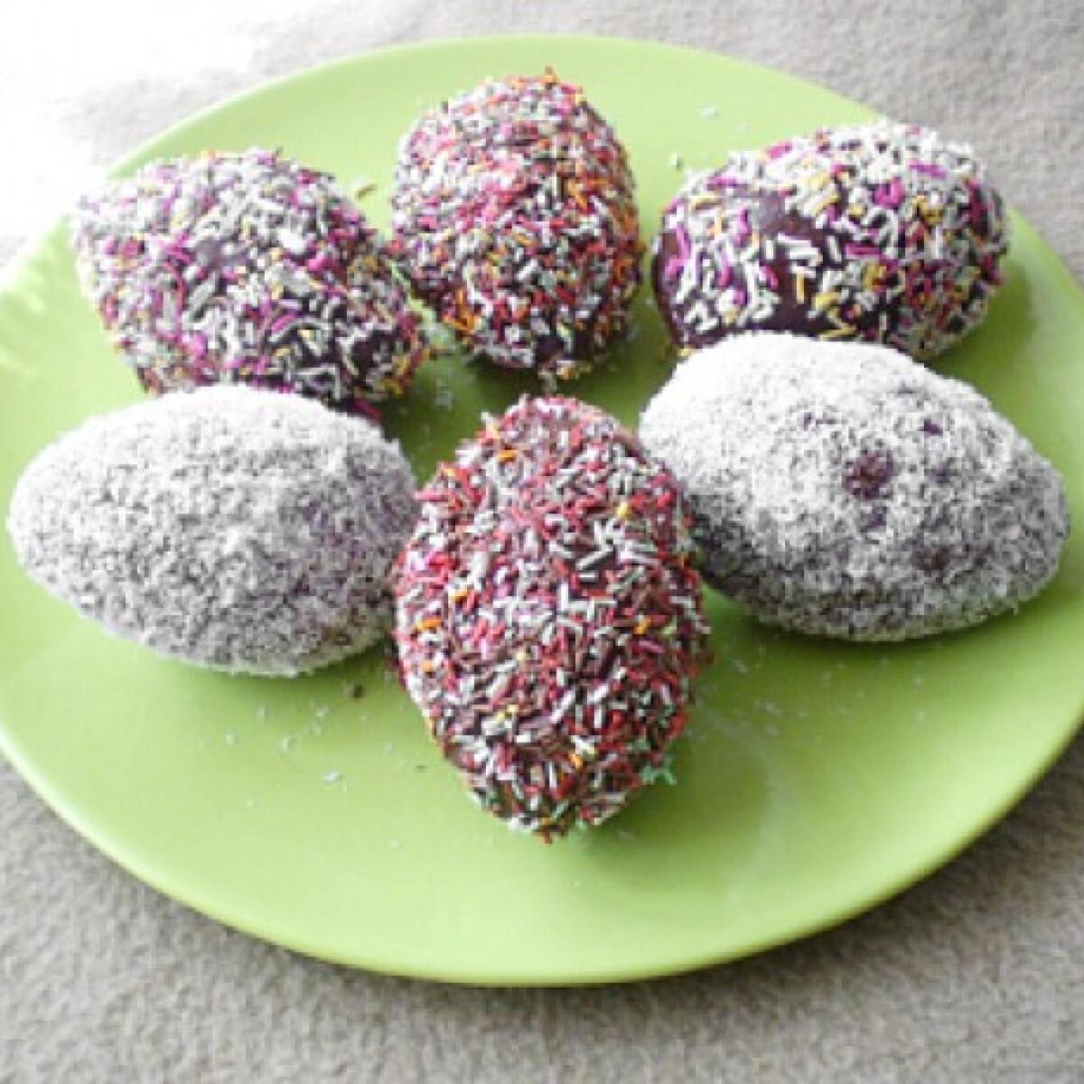 Ezen a képen: Húsvéti muffin tojások