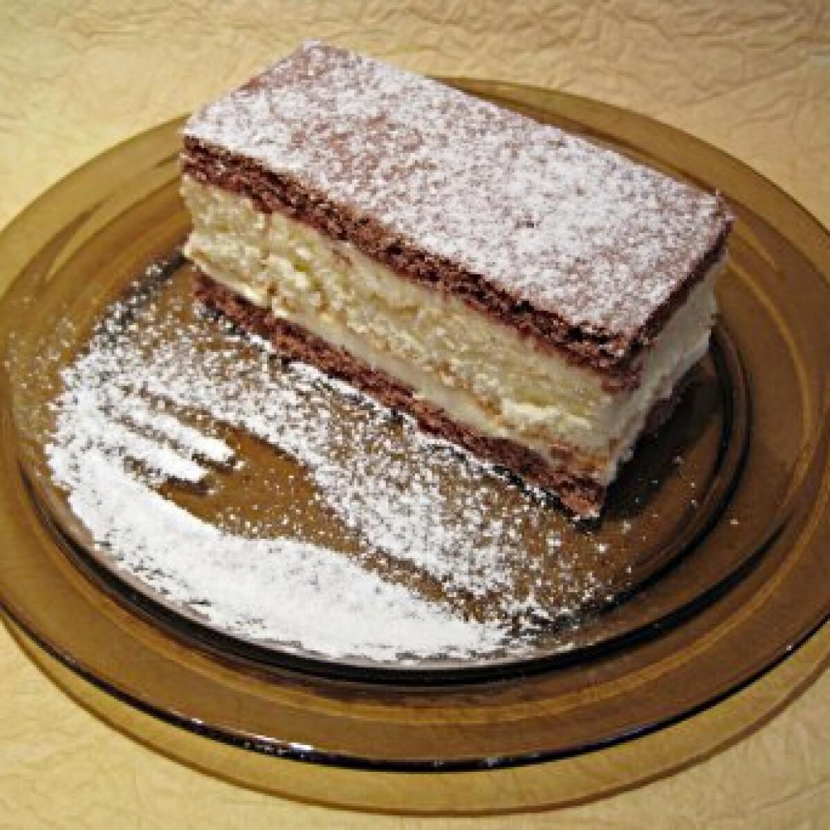 Ezen a képen: Vendégváró szelet Katharosz konyhájából