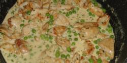 Tárkonyos csirkemell Glaser konyhájából