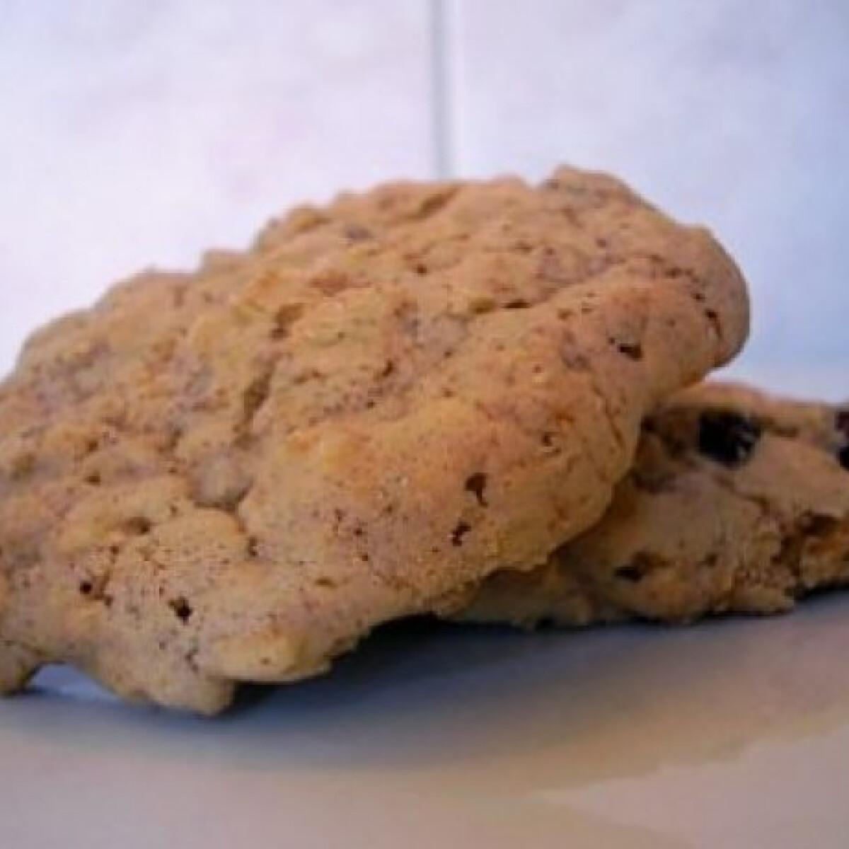 Ezen a képen: Áfonyás cookie 2.