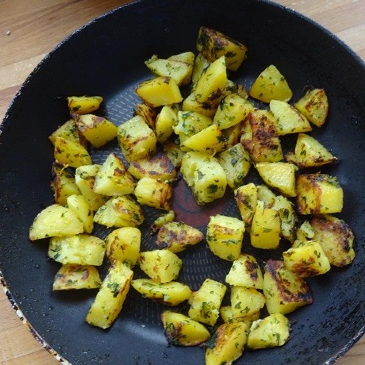 Citromos krumpli