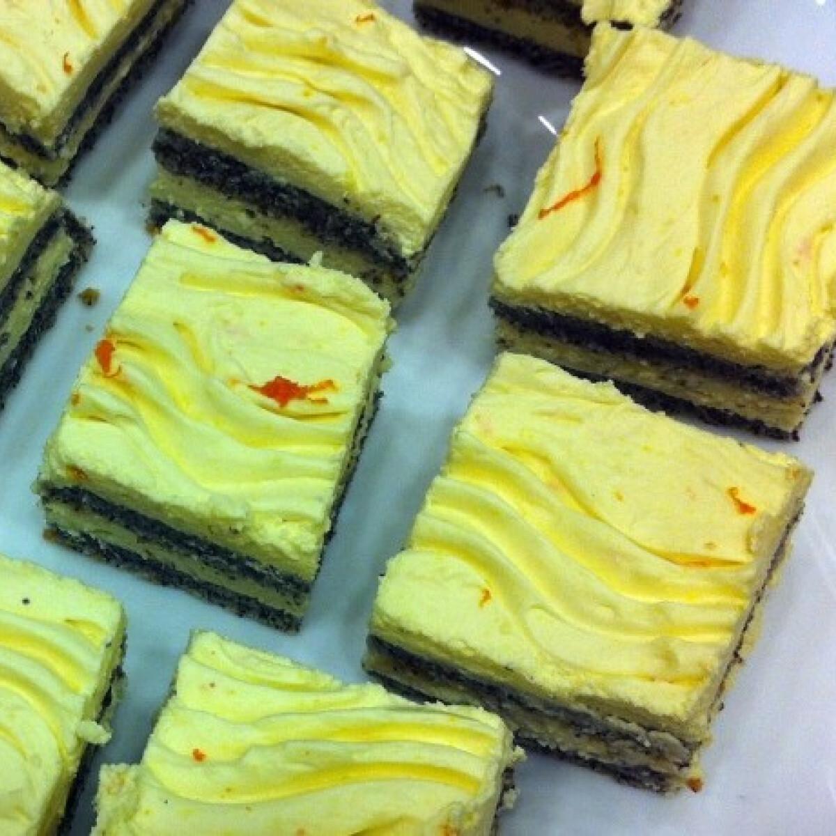 Ezen a képen: Narancskrémes torta RituCicu konyhájából