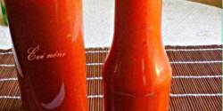 Ketchup házilag Évi nénitől