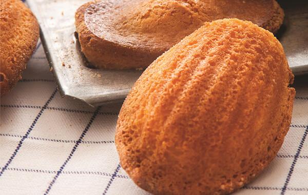 Madeleine sütemény