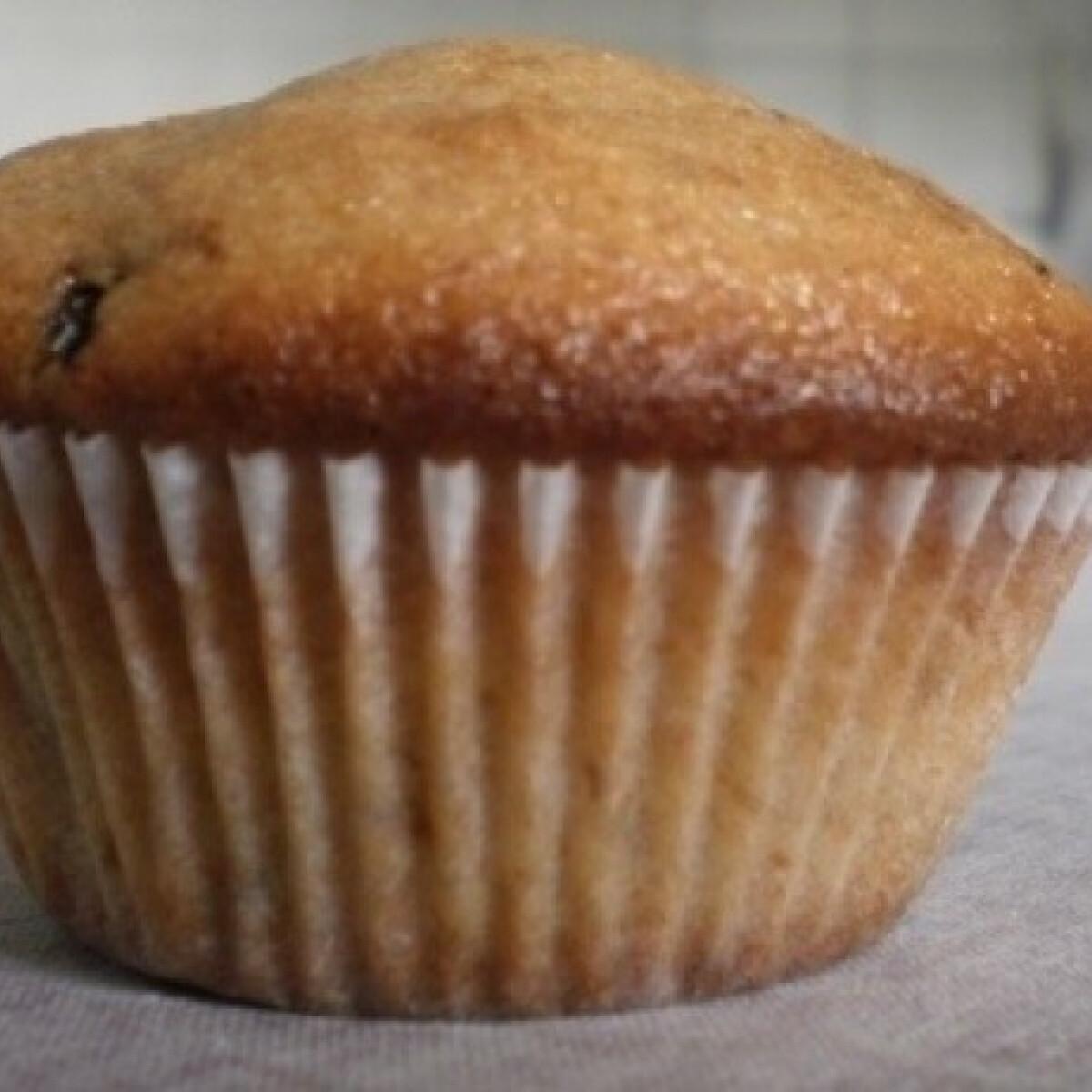 Ezen a képen: A legegyszerűbb muffin