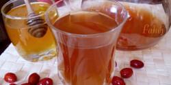 Csipkebogyó tea Fahéj konyhájából