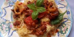Spagetti paradicsomos babbal
