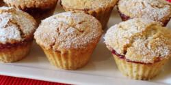 Linzer muffin Glaser konyhájából