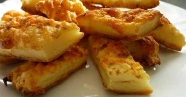 Túrós-sajtos rudak - Nosalty