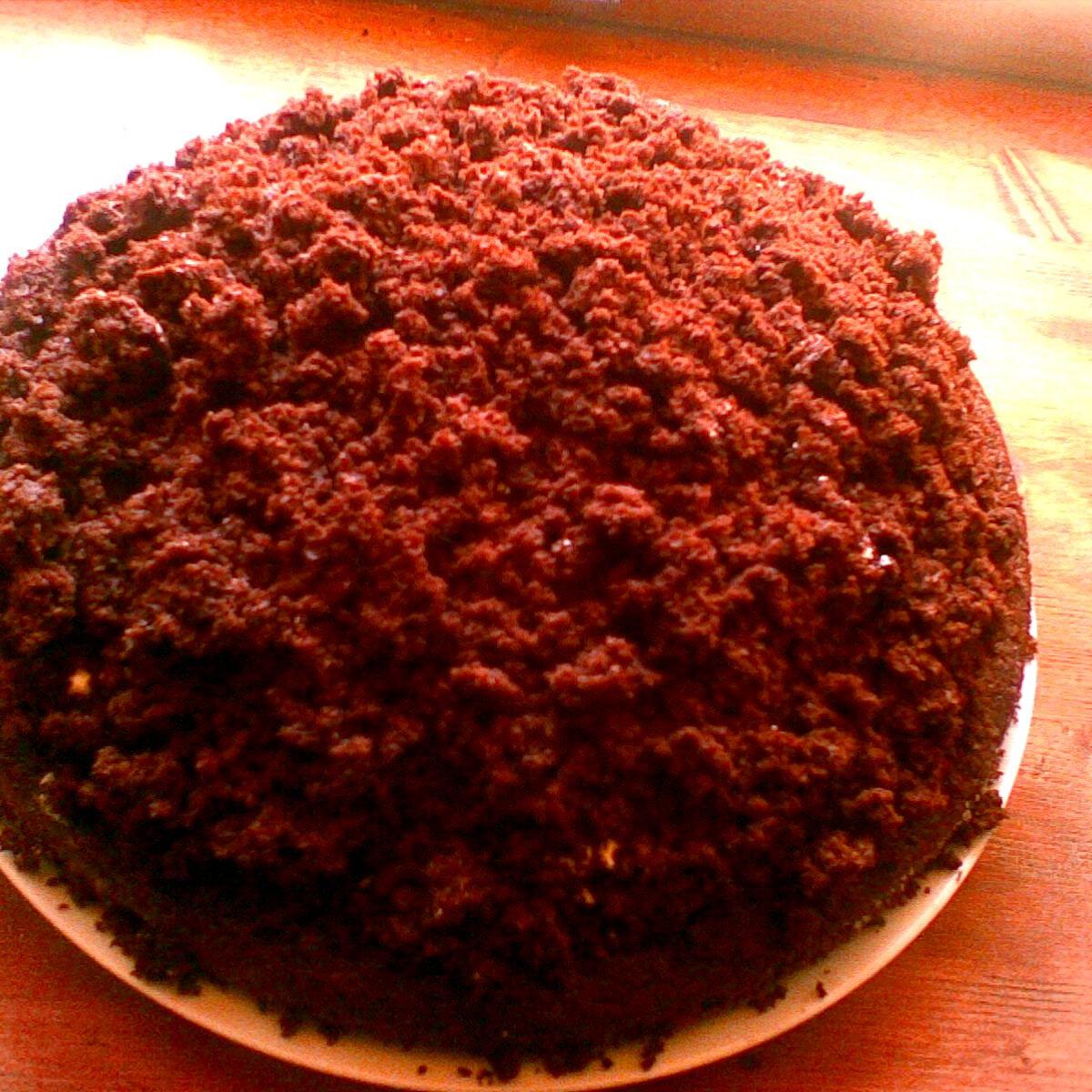 Ezen a képen: Vakondtúrás torta beszter konyhájából