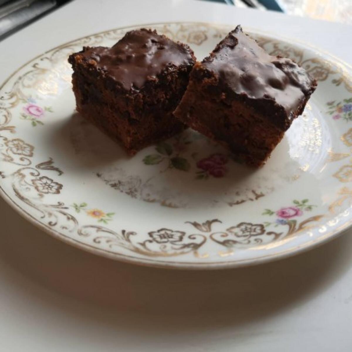 Békebeli Sacher-torta