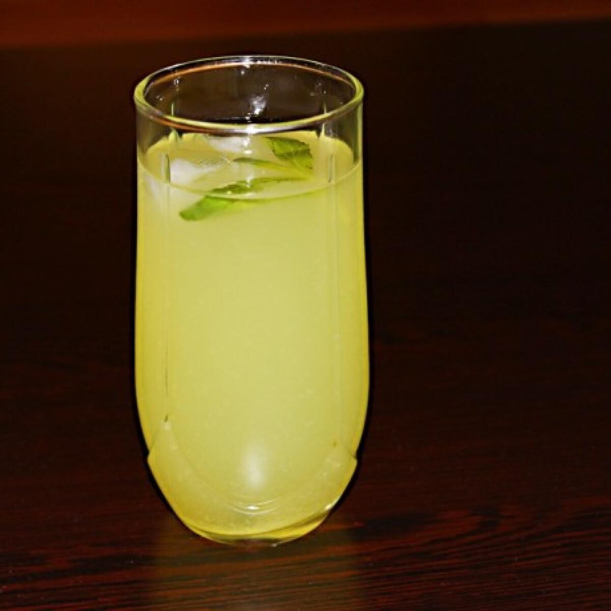 Ezen a képen: Limonádé Melánia konyhájából