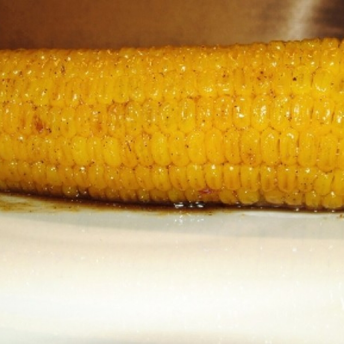 Pácolt-grillezett kukorica