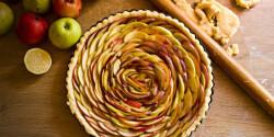 Karamellás almás pite anya.főz konyhájából