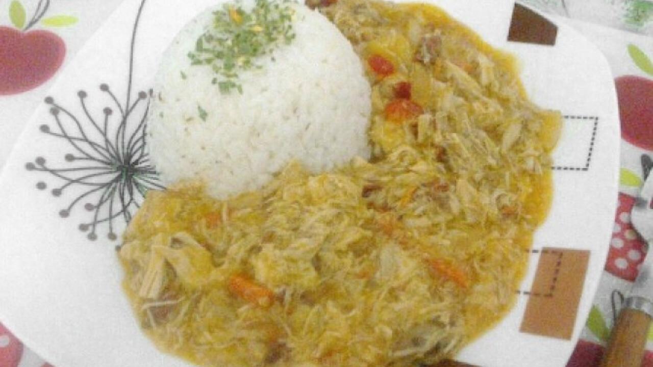 Édes-savanyú csirke ahogy linam-chan készíti