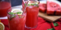 Görögdinnye-limonádé