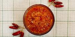 Tormás-murkos (sárgarépás)  savanyúság