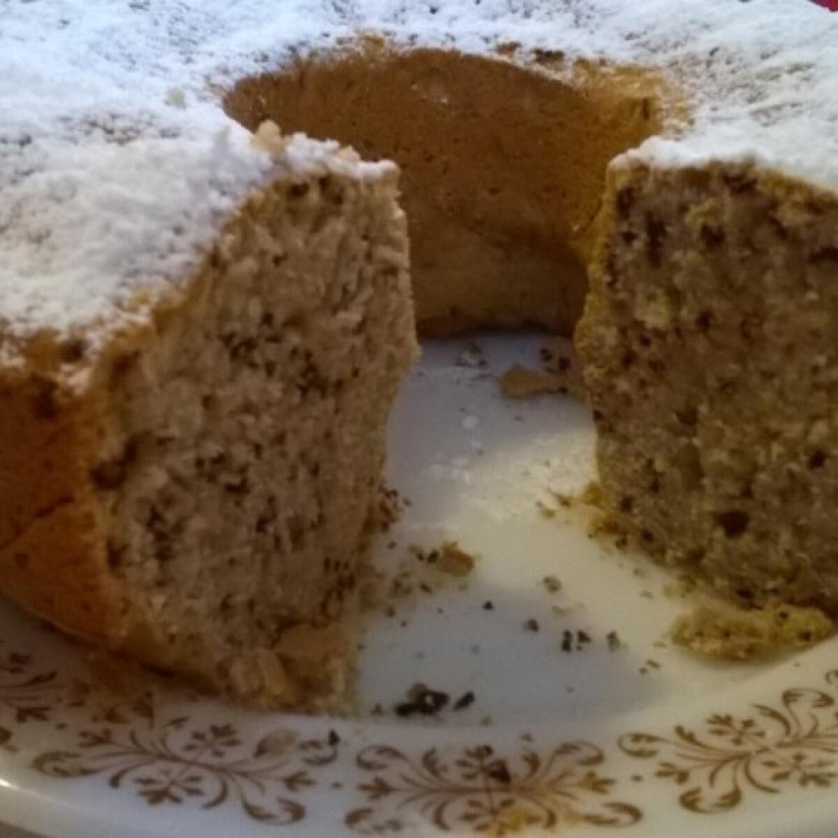 Ezen a képen: Vörösboros sütemény Emőkétől