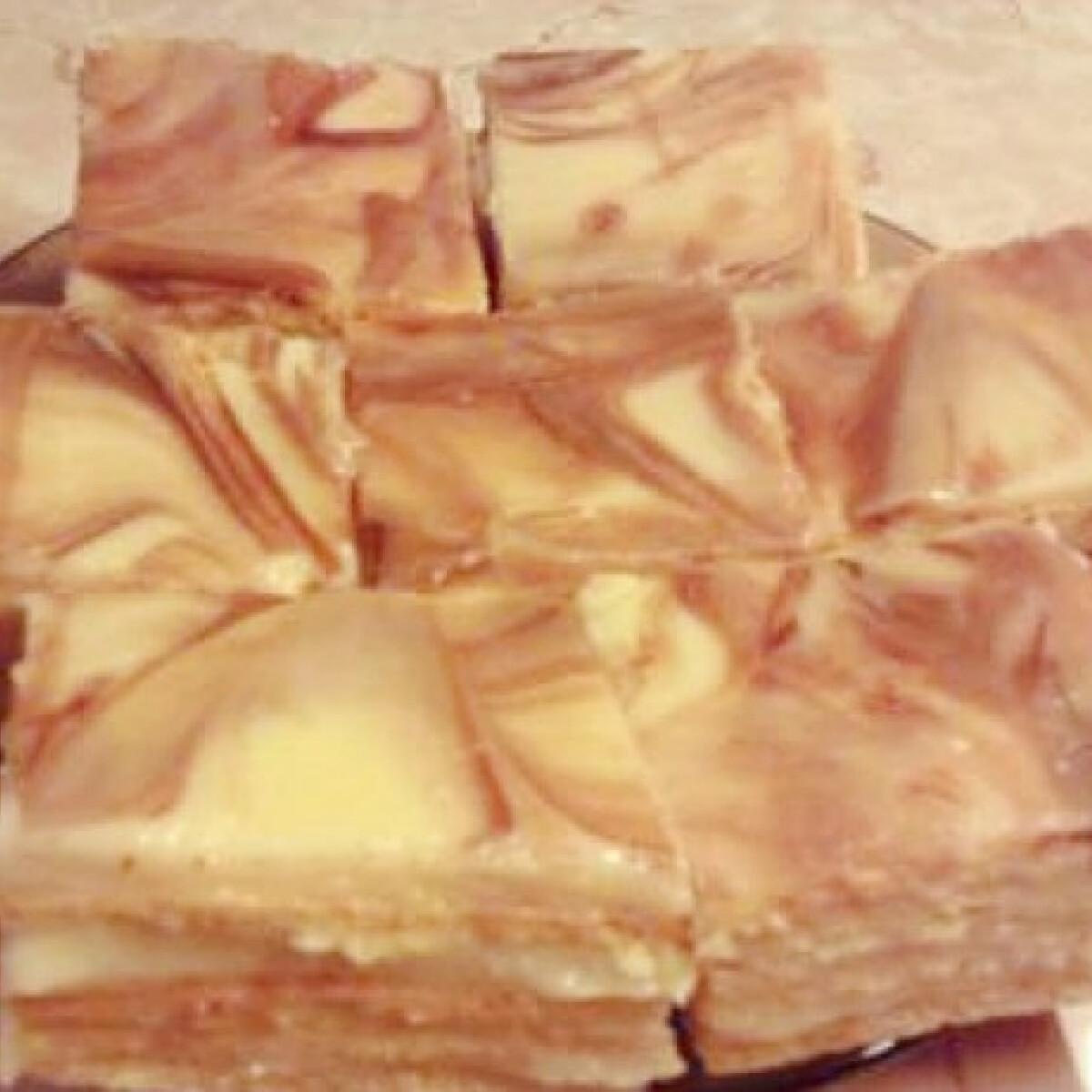 Ezen a képen: Citromos krémes Klarixa konyhájából