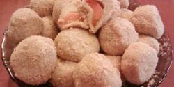 Sárgabarackos gombóc Annamo konyhájából
