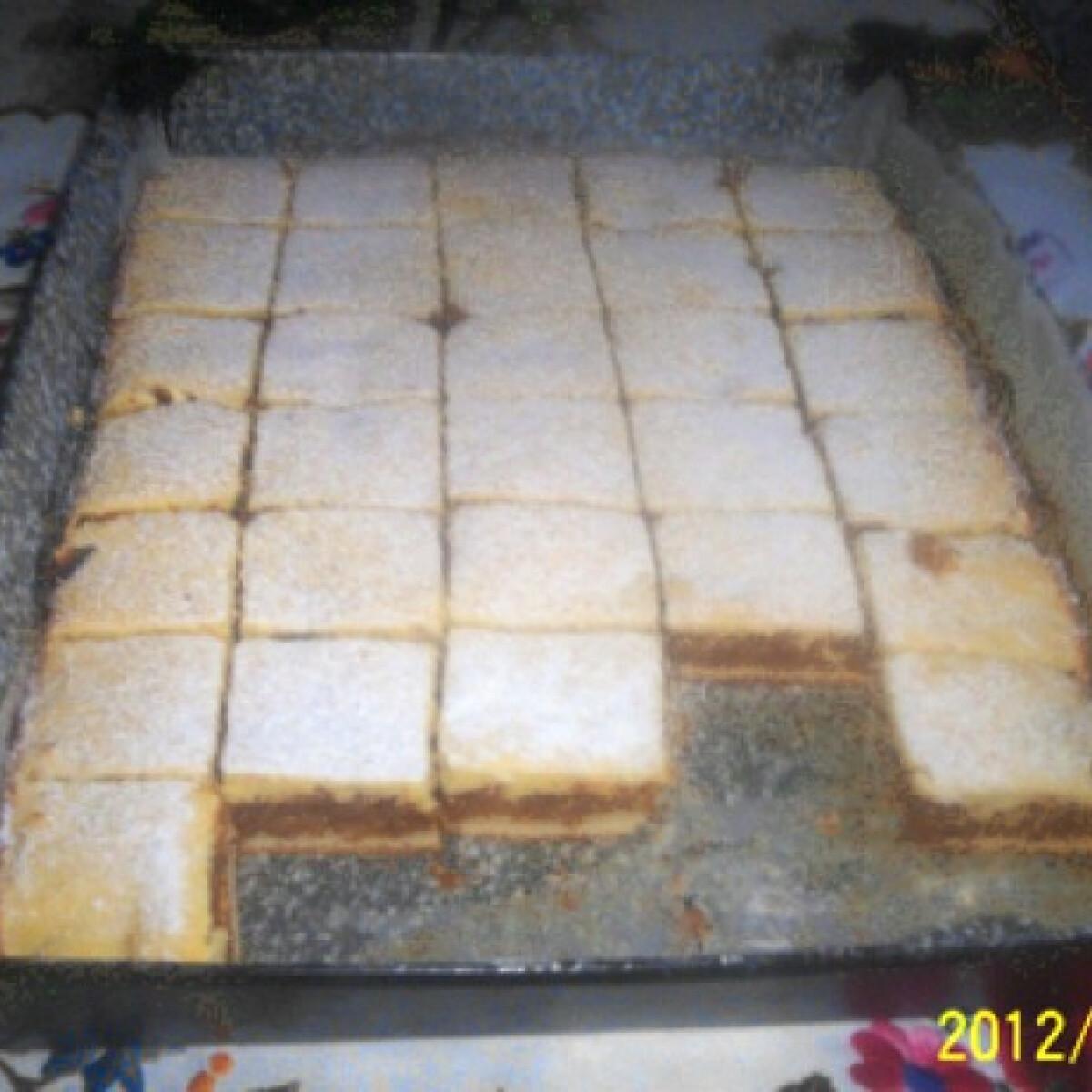 Ezen a képen: Almás pite Gabimami konyhájából