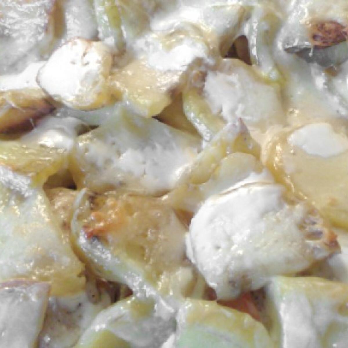 Ezen a képen: Belga rakott csirke Sz. Ági konyhájából