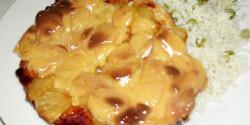 Ananászos csirke ahogy Timike készíti