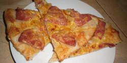 Pizza ahogy Kisvikica készíti