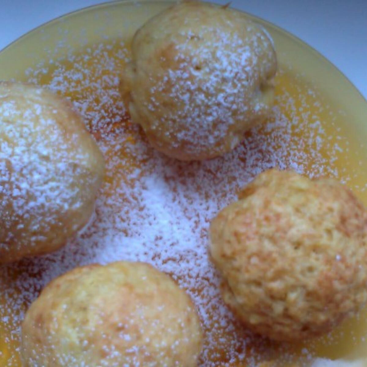 Citromos muffin Manuella konyhájából