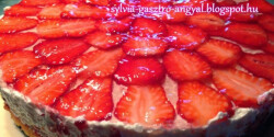 Tejberizses epertorta Sylvia Gasztro Angyal konyhájából