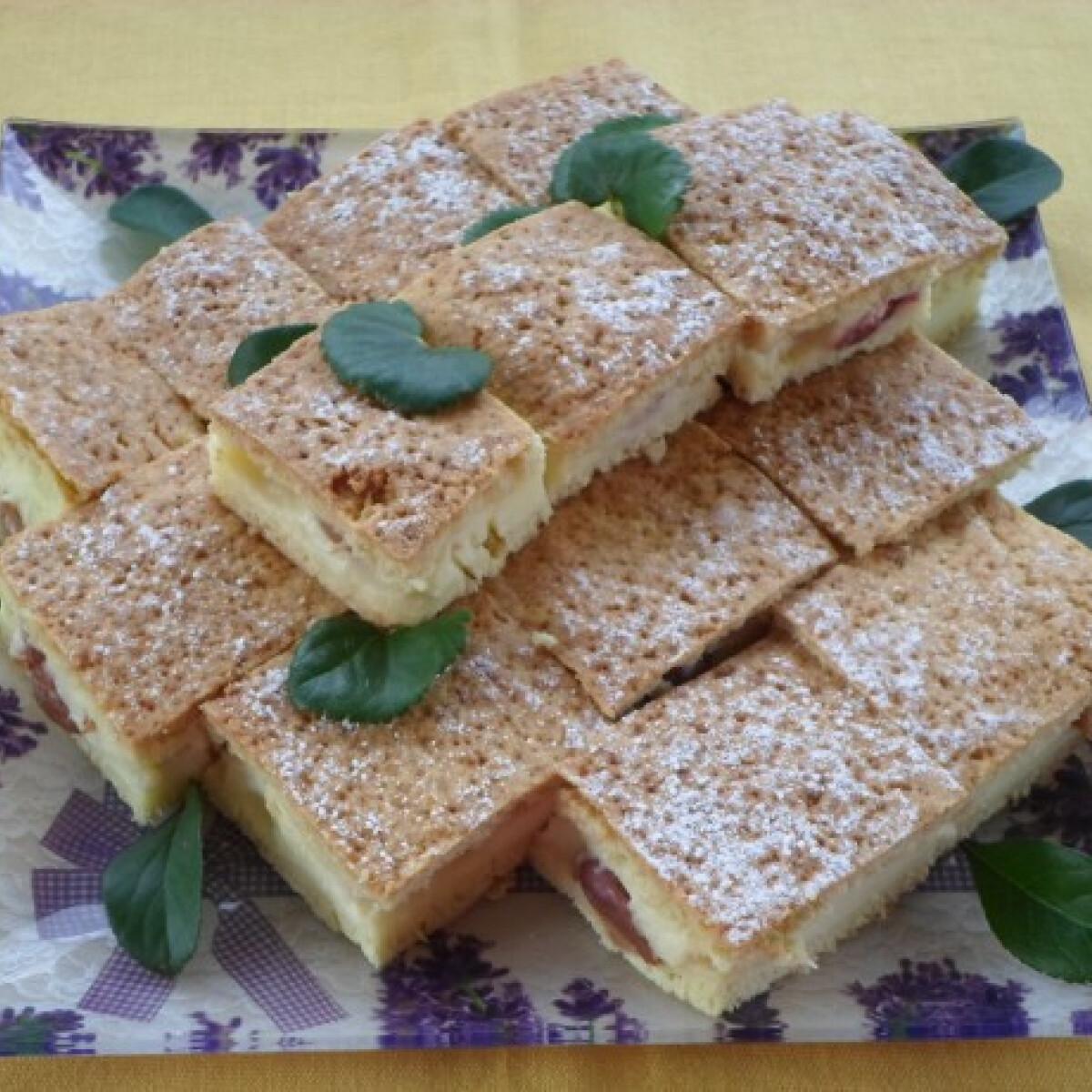 Mascarponés-tejfölös pite