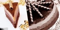 Kapucíner torta